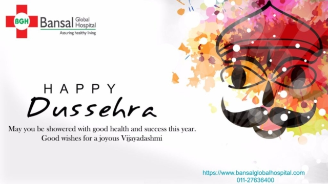 Global Hospital Happy Dussehra