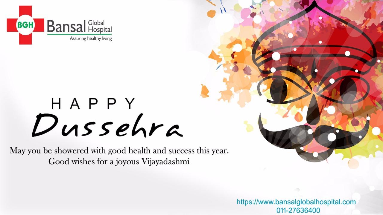 Global Hospital Happy Dussehra
