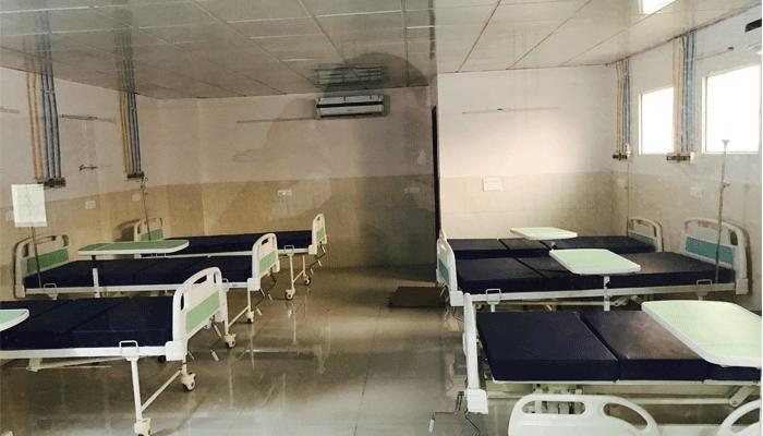 Emergency Hospital in NCR