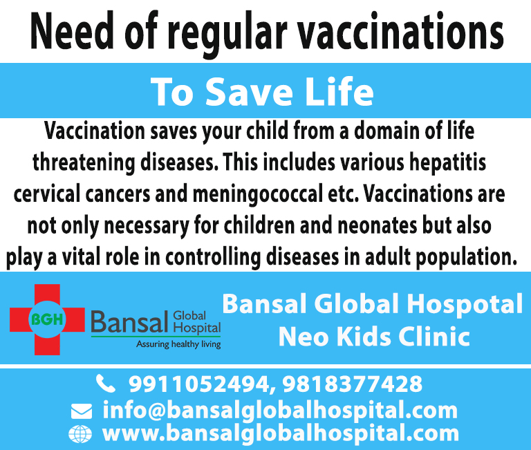 vaccination In NCR