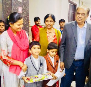 Children's Day Celebration at Bansal Global Hospital