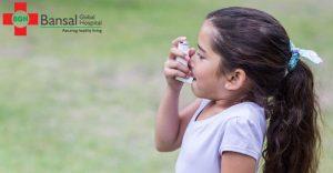 air pollution on children